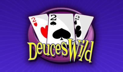 Deuces Wild Logo Big