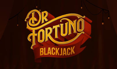Dr Fortuno Blackjack Logo Big