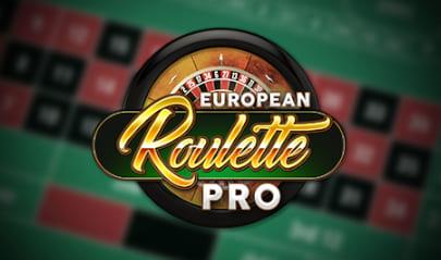 European Roulette PRO Logo Big