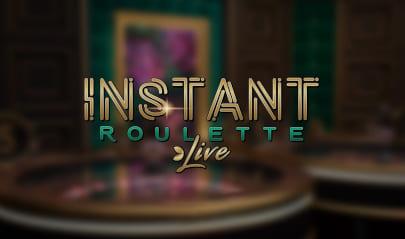 Instant Roulette Logo Big