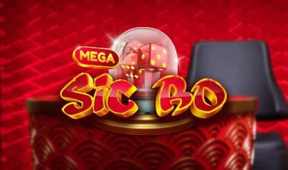 Mega Sic Bo Logo Big