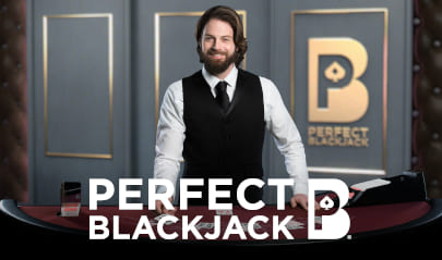 Perfect Blackjack Logo Big