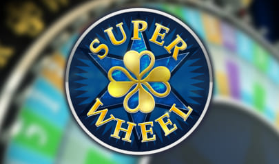 Super Wheel Logo Big