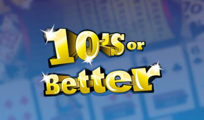 Tens or Better Logo Big