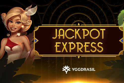 Join the Ride with Yggdrasil's New Jackpot Express Slot