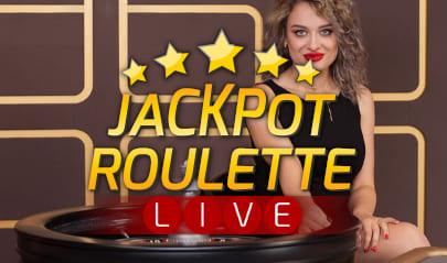 Jackpot Roulette Logo Big