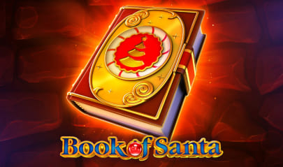 Book of Santa Logo Big