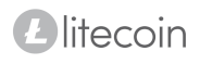 Litecoin Logo Rectangle