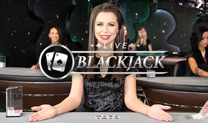 Live Blackjack logo big