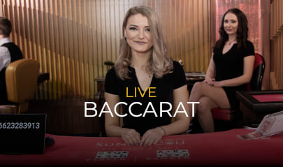 VIVO Gaming Live Baccarat Logo Big