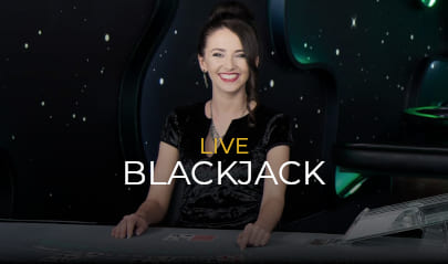 Vivo Gaming Live Blackjack Logo Big