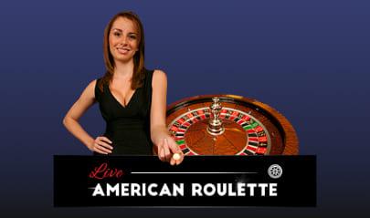 ViG Live American Roulette Logo Big
