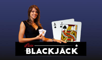ViG Live Blackjack Logo Big