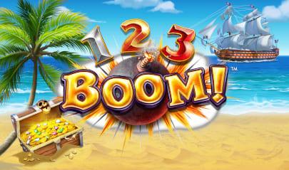 123BOOM! Logo Big