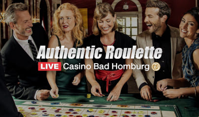 Bad Homburg Roulette logo big