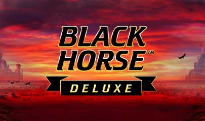 Black Horse Deluxe logo big