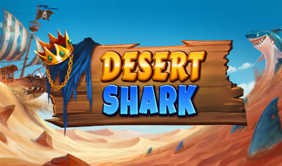 Desert Shark logo big