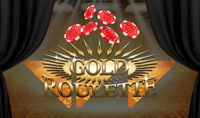 Gold Roulette logo big