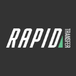 Rapid Transfer Logo Square