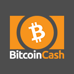 Bitcoin Cash logo square