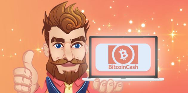 Bitcoin Cash Payment Review & Casinos