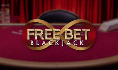 Evolution Free Bet Blackjack logo big