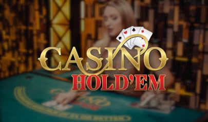 Evolution Live Casino Hold'em logo big