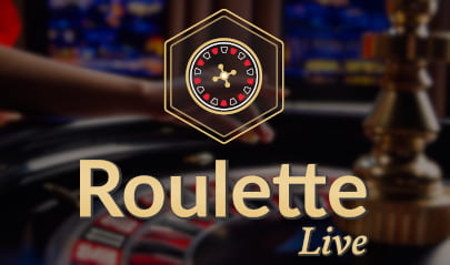 Evolution Live European Roulette logo big
