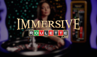 Evolution Live Immersive Roulette logo big