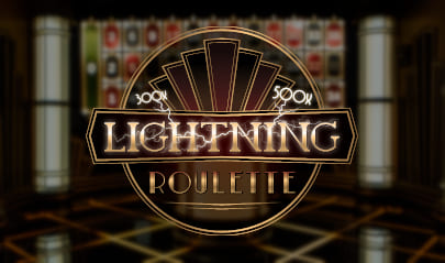 Evolution Live Lightning Roulette logo big