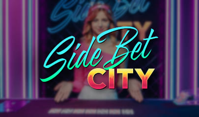 Evolution Live Poker Side Bet City logo big