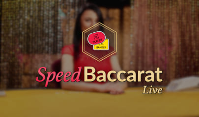 Evolution Live Speed Baccarat logo big