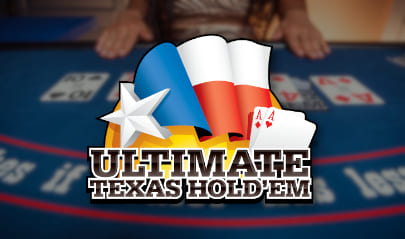 Evolution Live Ultimate Texas Hold'em logo big