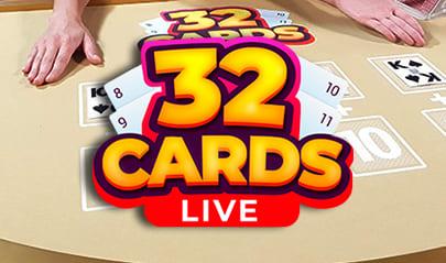 Ezugi 32 Cards logo big