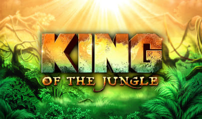 King of the Jungle logo big