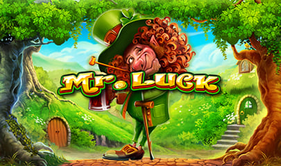 Mr. Luck logo big