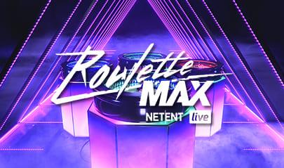 Roulette MAX logo big