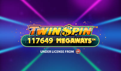 Twin Spin Megaways logo big