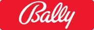 Bally Technologies logo rectangle