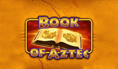 Book of Aztec logo big