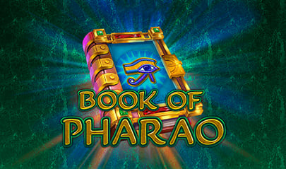 Book of Pharao logo big