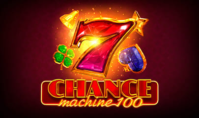 Chance Machine 100 logo big
