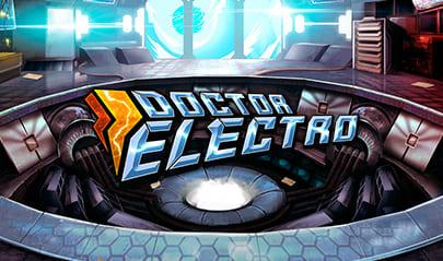 Doctor Electro logo big