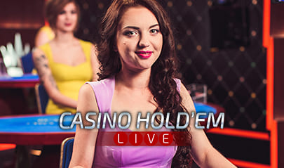 Ezugi Casino Hold'em logo big