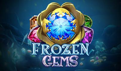 Frozen Gems logo big