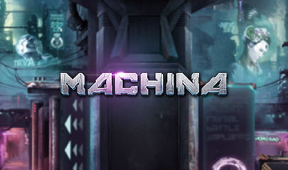 Machina logo big