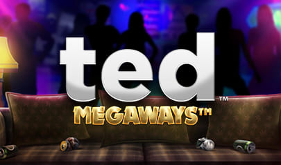 Ted Megaways logo big