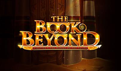 The Book Beyond logo big