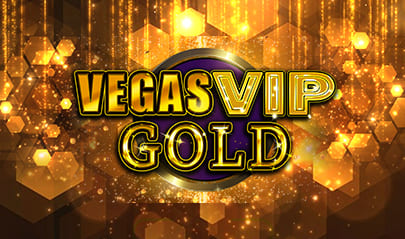Vegas VIP Gold logo big