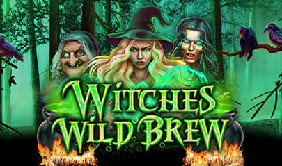 Witches Wild Brew logo big